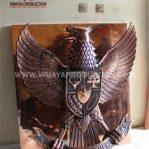 Patung Garuda Pancasila Tembaga