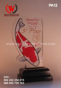 Plakat Acrylic Print Ikan