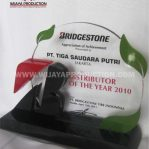 Plakat Acrylic Bridgestone