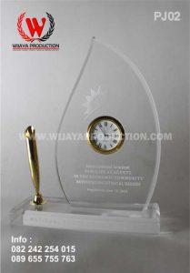 Plakat Acrylic Jam Untuk Seminar