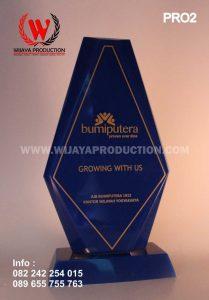 Plakat Penghargaan AJB Bumiputera