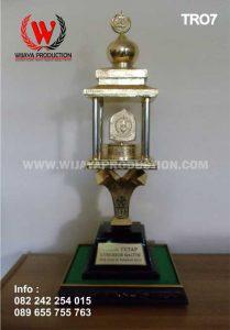 Bikin Piala MTQ Bergilir | Piala Tetap MTQ