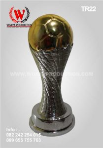 Contoh Piala Bergilir Sepak Bola