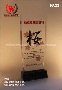 Plakat Akrilik Print Kansha Prize 2014