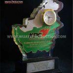 Plakat Jam Meja Kalimantan