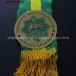 Bikin Samir Wisuda Online