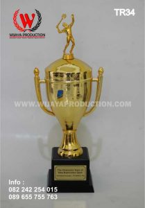 Jual Piala Bergilir Badminton | Jual Piala Bergilir Bulu Tangkis