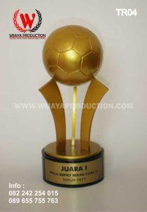 Bikin Piala Untuk Sepak Bola Bahan Fiber