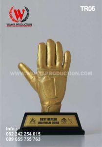 Piala Best Kiper
