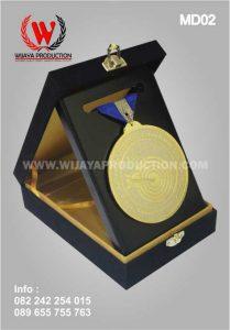 Jual Medali dengan Kotak | Bikin Medali dengan Kotak Medali